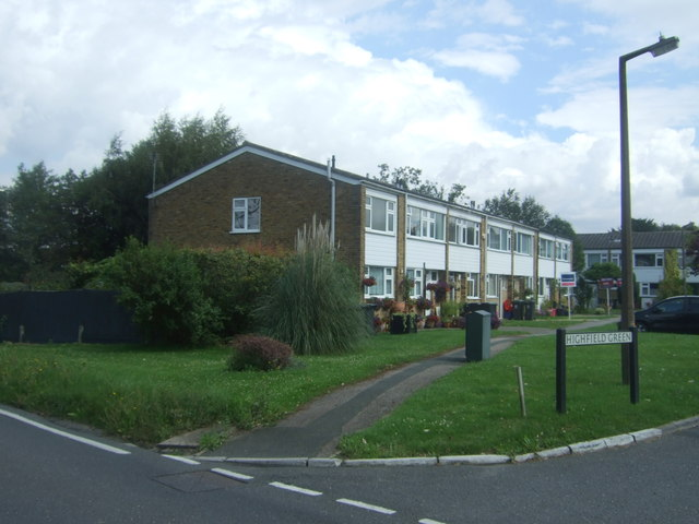 Houses on Highfield Green