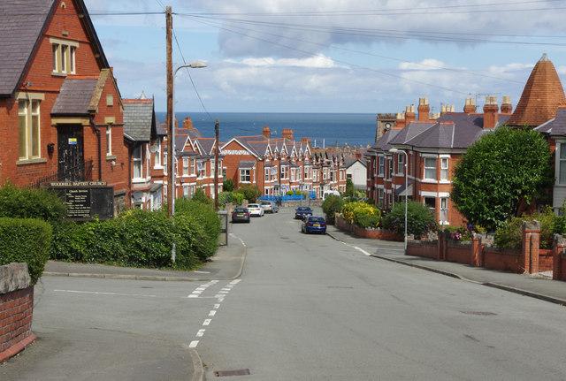 Rhiw Road, Colwyn Bay