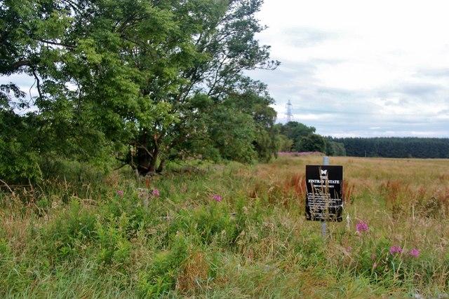 Fintray Estate farmland