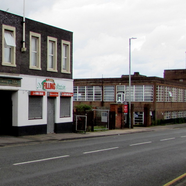 The Filling Station, Shrub Hill Road, Worcester