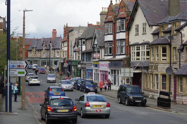 Abergele Road, Colwyn Bay