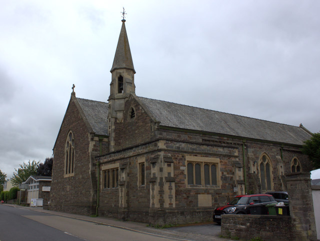 St John the Baptist church, Newport, Barnstaple