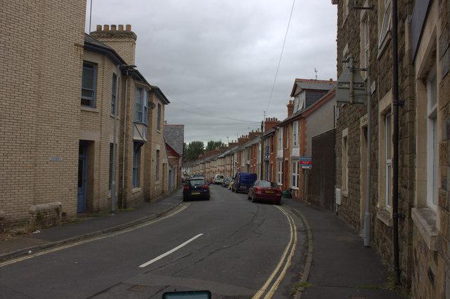 Portland Street, Barnstaple