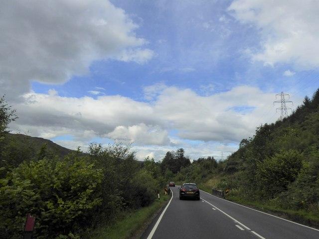 A82 by Ceann Loch