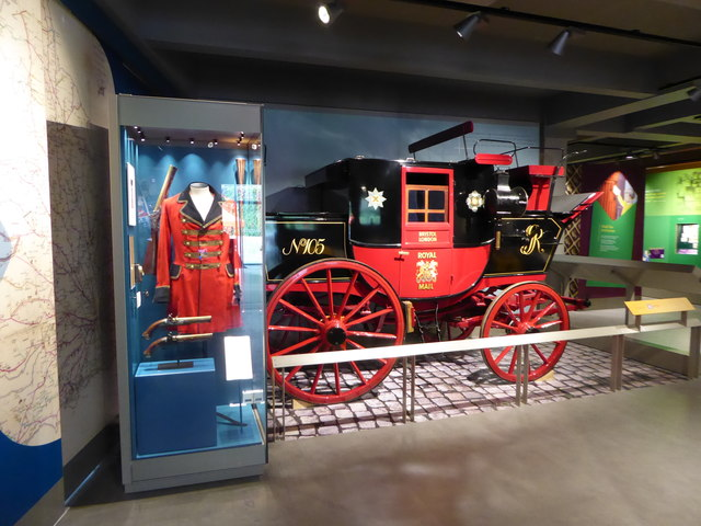 A visit to the new Postal Museum (b)