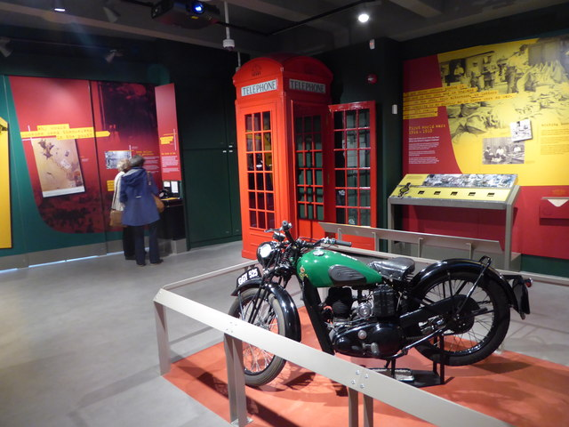 A visit to the new Postal Museum (c)