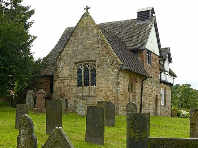 Church of All Saints, Dale Abbey