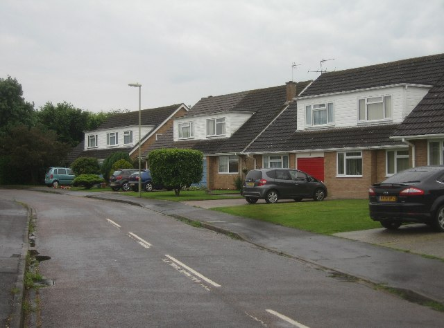 Houses in Anton Close