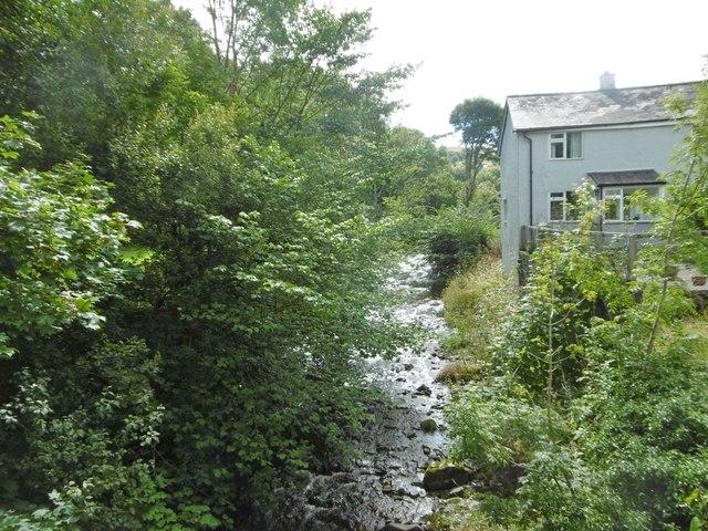 Glyn Ceiriog, Afon Ceiriog