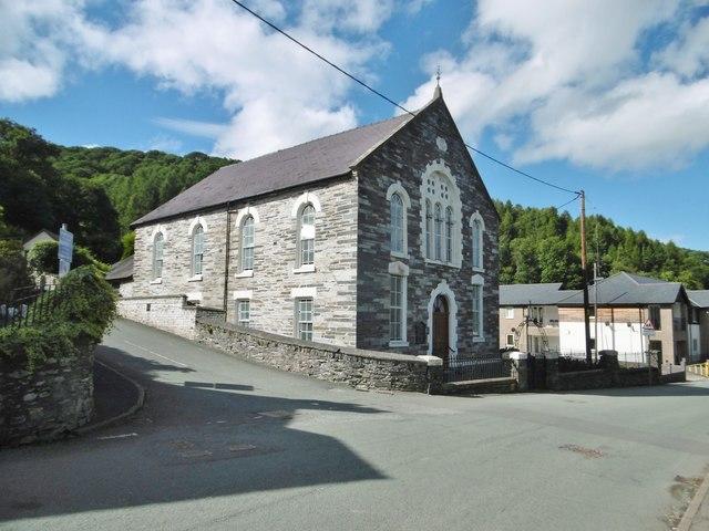 Glyn Ceiriog, chapel