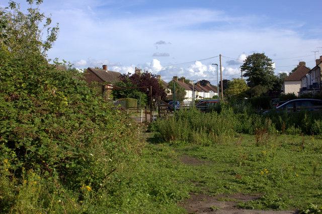Douglas Lane, Wraysbury