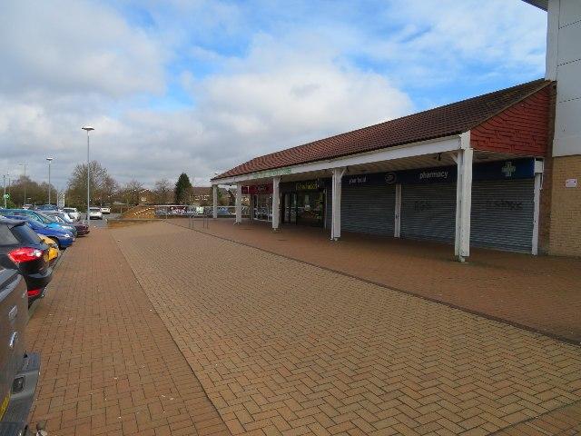 Brighton Hill District Shopping