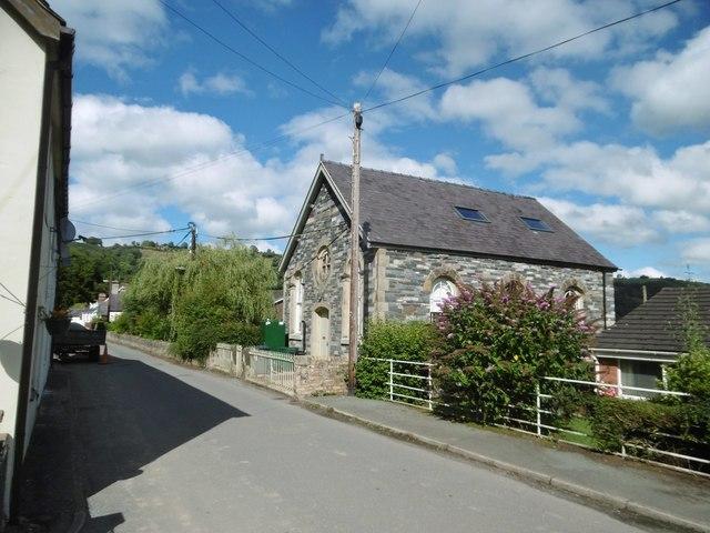 Glyn Ceiriog, former chapel