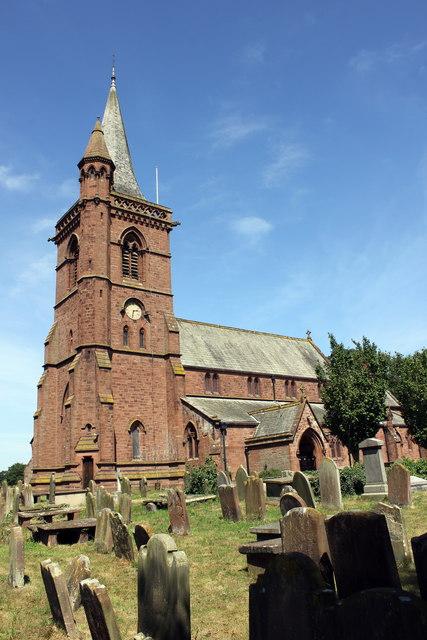 St John the Baptist's Church, Aldford