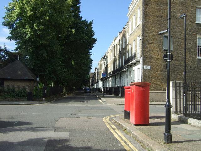 Duncan Terrace, London N1