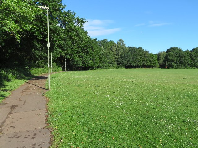 Moor Road playing field