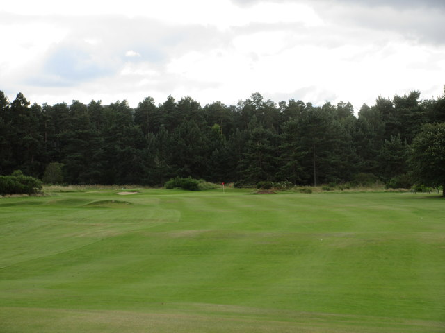 Ballater Golf Course, 10th hole, The Coyles