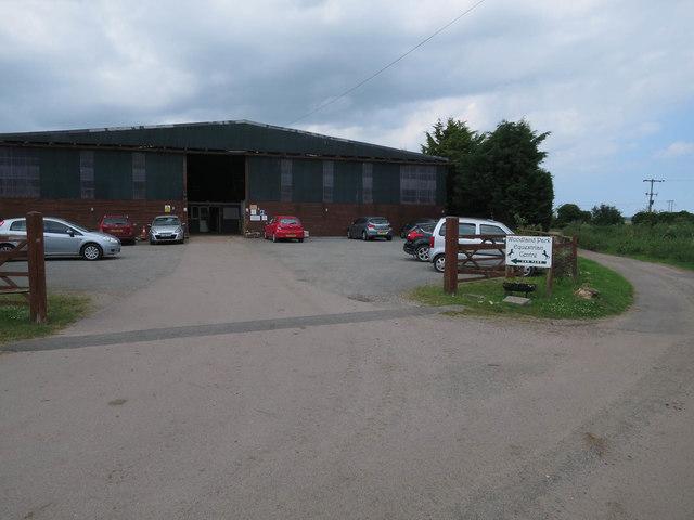 Woodland Park Equestrian Centre