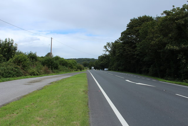 The A75 to Dumfries