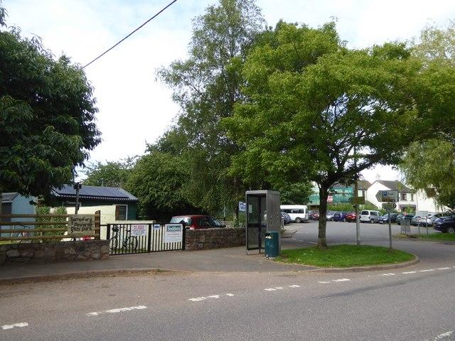 Lower Town, Sampford Peverell