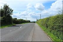 NX9575 : The A780 near Garden Wise, Dumfries by Billy McCrorie