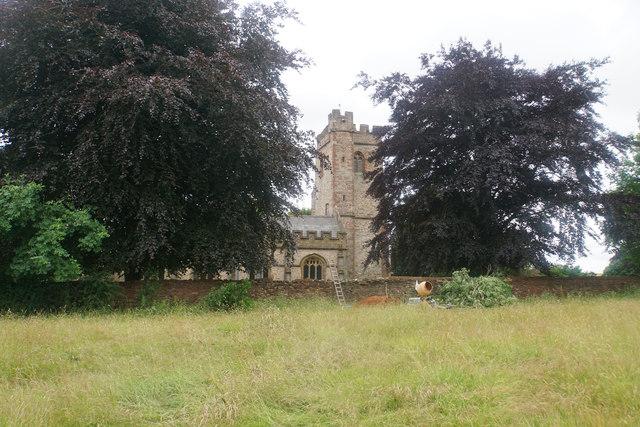 St Mary & All Saints, Broomfield