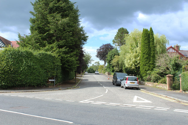 St Cuthbert's Avenue, Dumfries