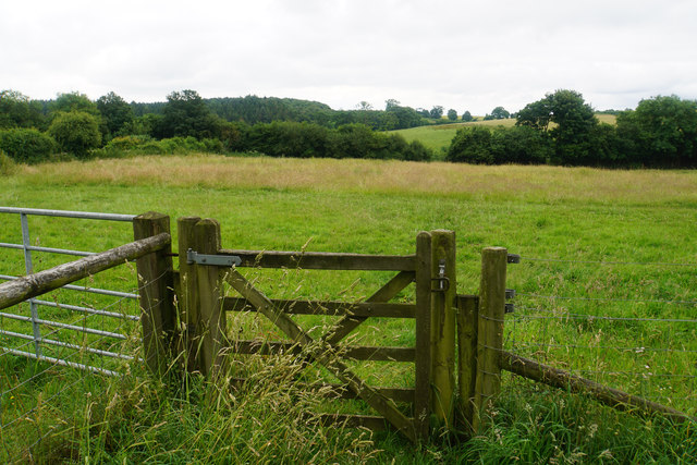 Footpath from Broomfield