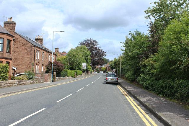 Castle Douglas Road, Dumfries
