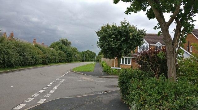 Springwell Lane in Whetstone