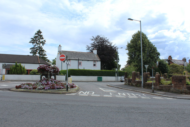Road Junction, Dumfries