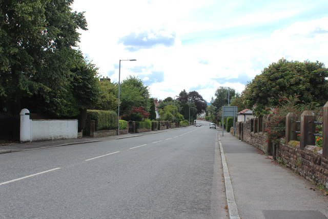 Dalbeattie Road, Dumfries