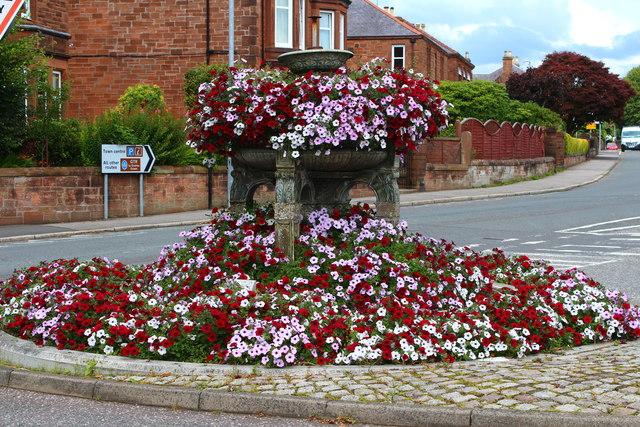 Flower Planter, Dumfries
