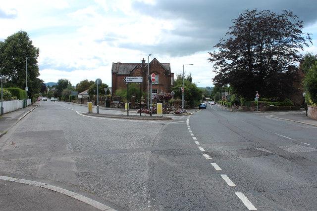 Road Junction, Dumfries