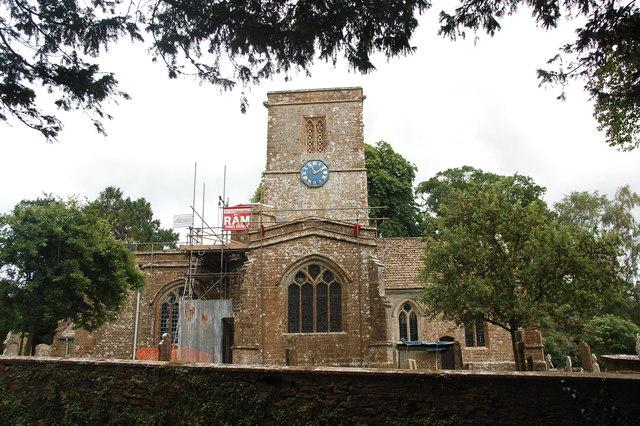 St Martin's Church, North Perrott