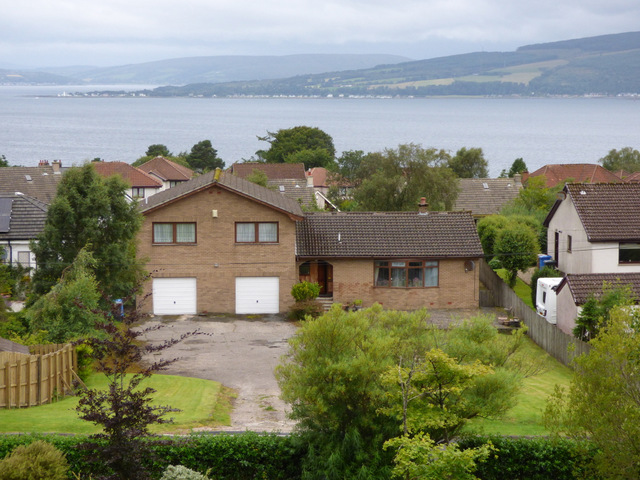 Skelmorlie and the Firth of Clyde