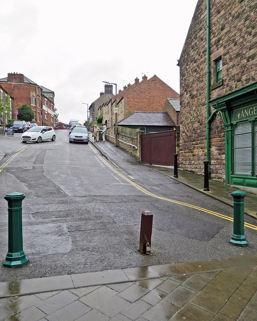 Belper: High Pavement