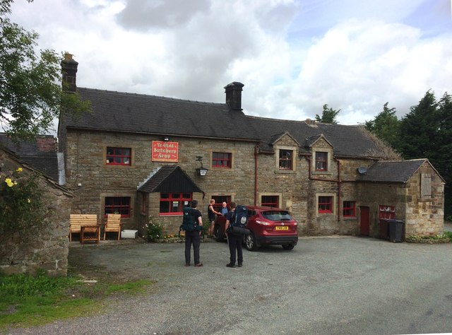 Ye Olde Butchers Arms at Reaps Moor
