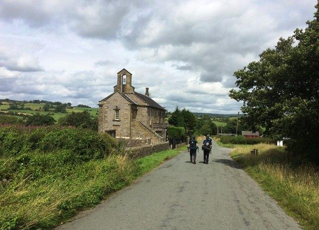 St John's Chapel at Reaps Moor