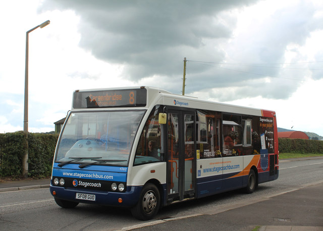 Stagecoach Bus, Dumfries