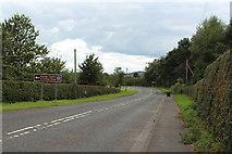 NX9575 : Approaching Garden Wise, Dumfries by Billy McCrorie