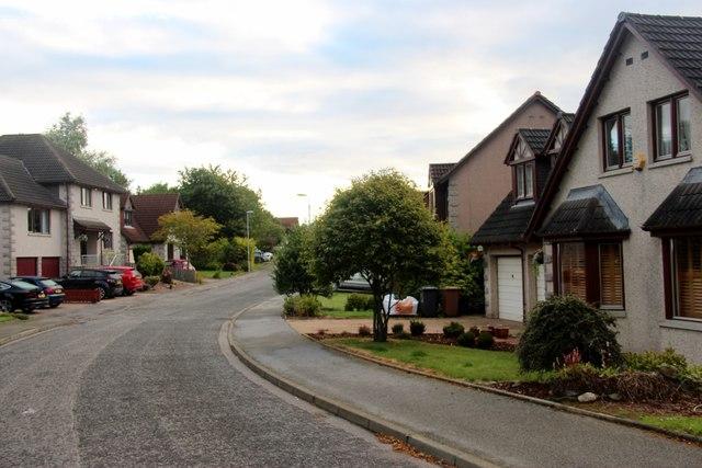 Corse Avenue, Kingswells