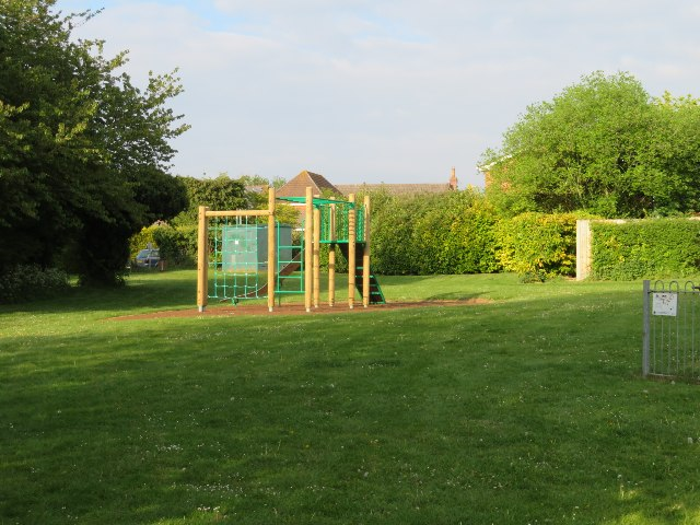 Itchen Close play area