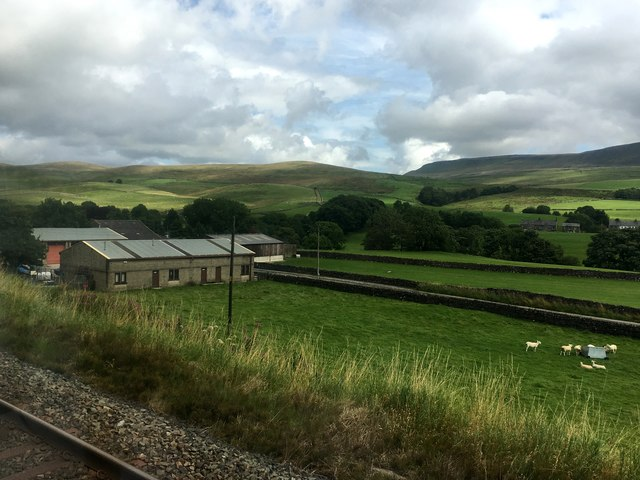 Farm near Horton in Ribblesdale