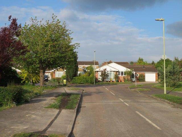 Itchen Close joins Avon Road