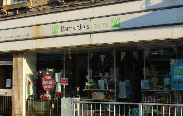 Barnardo's, Stranraer