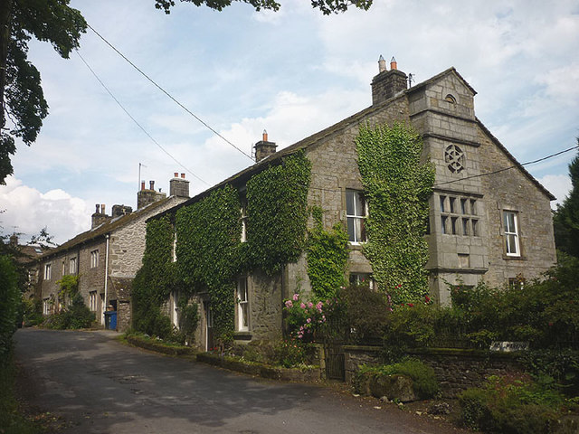 Stone cottages, Threshfield