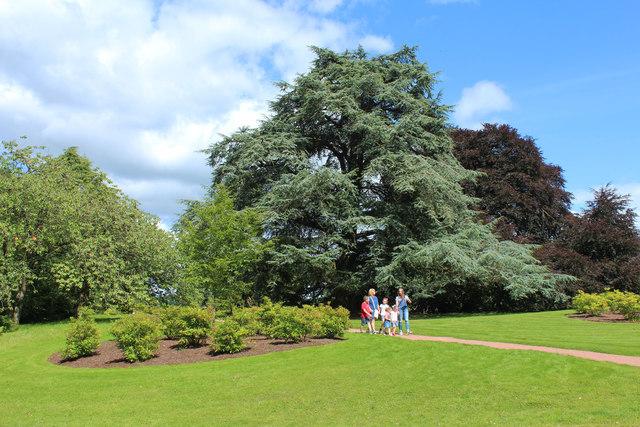 Gardens, Dumfries House Estate