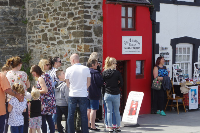 Queueing for the smallest house