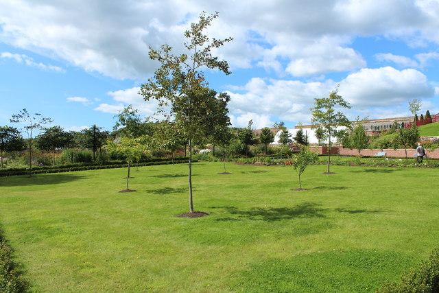 The Walled Garden, Dumfries House
